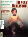 Human Behavior: The Newsmagazine of the Social Sciences