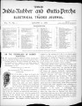 India Rubber and Gutta Percha and Electrical Trades Journal. Vol. 5, No. 1. (Aug 8, 1888)