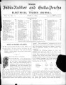 India Rubber and Gutta Percha and Electrical Trades Journal. Vol. 5, No. 11. (Jun 8, 1889)