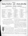 India Rubber and Gutta Percha and Electrical Trades Journal. Vol. 5, No. 12. (Jul 8, 1889)