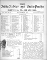 India Rubber and Gutta Percha and Electrical Trades Journal. Vol. 7, No. 4. (Nov 8, 1890)