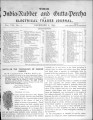 India Rubber and Gutta Percha and Electrical Trades Journal. Vol. 7, No. 5. (Dec 8, 1890)