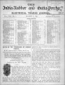 India Rubber and Gutta Percha and Electrical Trades Journal. Vol. 8, No. 1. (Aug 8, 1891)