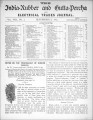 India Rubber and Gutta Percha and Electrical Trades Journal. Vol. 8, No. 2. (Sep 8, 1891)