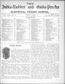 India Rubber and Gutta Percha and Electrical Trades Journal. Vol. 8, No. 12. (Jul 8, 1892)