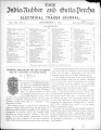 India Rubber and Gutta Percha and Electrical Trades Journal. Vol 9, No. 4. (Nov 8, 1892)