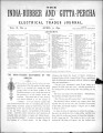 India Rubber and Gutta Percha and Electrical Trades Journal. Vol. 10, No. 9. (Apr 9, 1894)