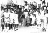 Group of Children at Welton Drug Store