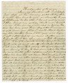 Letter 1864 July 24, Monocacy Junction, Maryland to Marie Caroline McCollam, Uhrichsville, Ohio