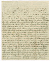 Letter 1864 July 26, Monocacy Junction, Maryland to Marie Caroline McCollam, Uhrichsville, Ohio