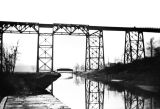Railroad Bridge near Pumping Station
